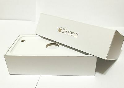 APPLE IPHONE 6 16GB  WHITE BOX ONLY NO PHONE or ACCESSORIES