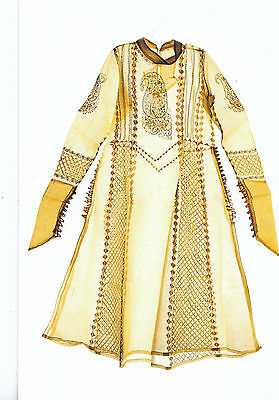 Fashion  & Dress Postcard - Chichan Karl Kurta by Sewa Lucknow 1997  AB2206