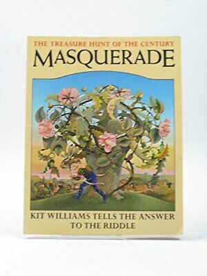 Masquerade - The Answers by Williams, Kit Paperback Book The Cheap Fast Free