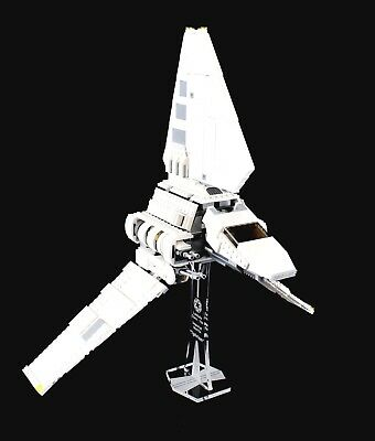 Star Wars Lego 75094 Imperial Shuttle Tydirium  - custom display stand only