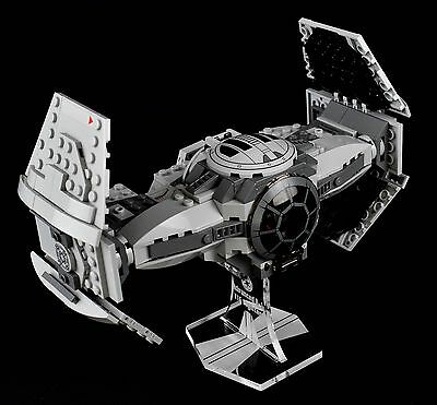 Star Wars Lego 75082 Advanced Tie Prototype - custom display stand only