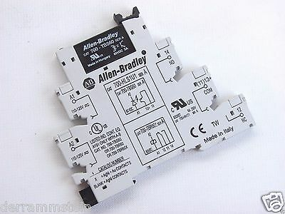 ALLEN BRADLEY 700-HLS1U1 SERIES A SOLID STATE RELAY 1NO 110/125V NEW b216