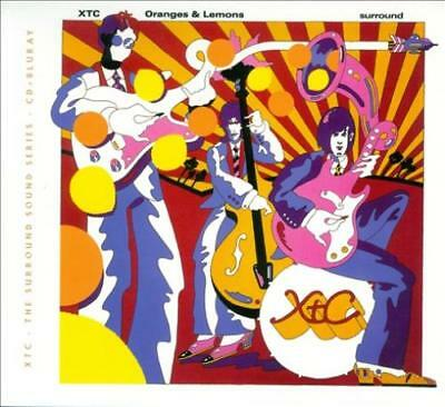 Xtc - Oranges & Lemons [The Surround Sound Series] [Cd/blu-Ray] New Cd