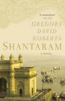 Shantaram by Gregory David Roberts Paperback Book Free Shipping!