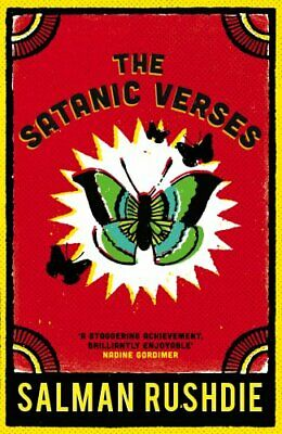 The Satanic Verses by Rushdie, Salman Paperback Book The Cheap Fast Free Post