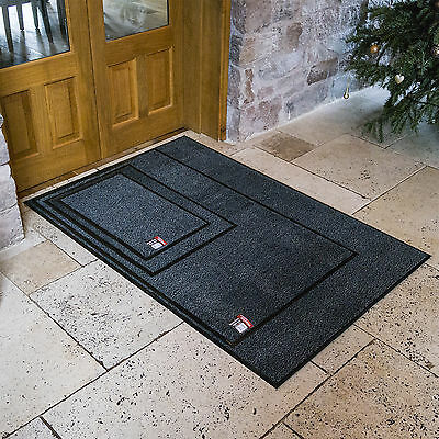 Door Mats Heavy Duty Large Small Floor Door Mat Non Slip Rug Rubber Backed
