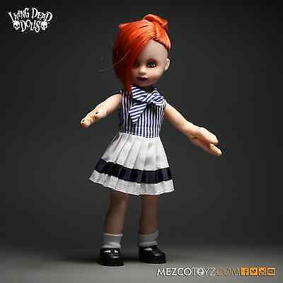 Living Dead Dolls Sideshow Series 30 - Lydia The Lobster Girl By Mezco Toyz
