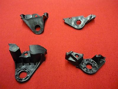 Citroen C4 headlight repair kit bracket mount clips left side