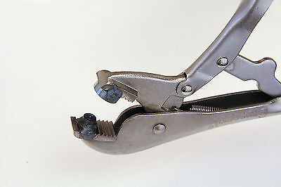Snap Setter Locking Plier Snap Tool - Canvas snap repair and replacement