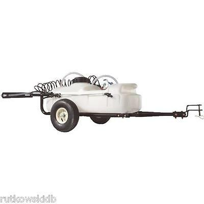 15-GALLON Precision Pull Tow Behind Lawn Sprayer