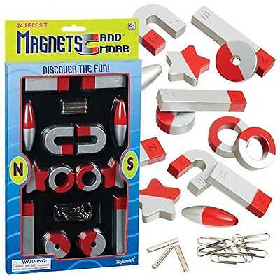 TOYSMITH Magnets And More Educational Science Kit Set 7367