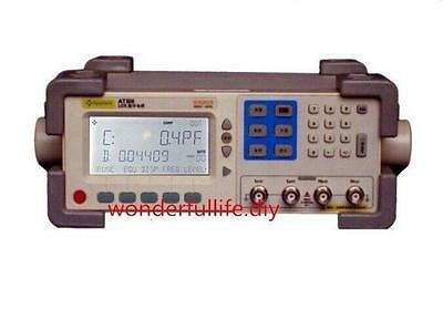 New AT811 Digital LCR Meter Test Frequency 100Hz,120Hz,1kHz,10kHz Accuracy 0.2%