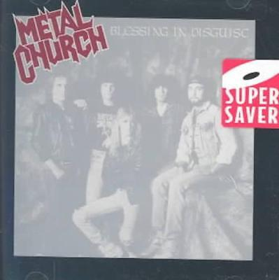 Blessing in Disguise [Metal Church] New CD