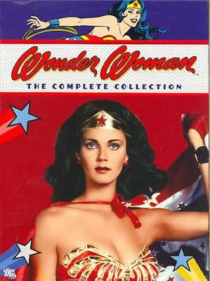 Wonder Woman - The Complete Collection New Dvd