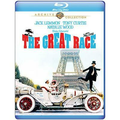 The Great Race New Blu-Ray