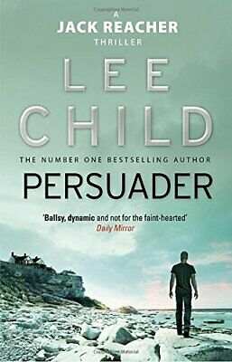 Persuader: (Jack Reacher 7), Child, Lee Paperback Book The Cheap Fast Free Post