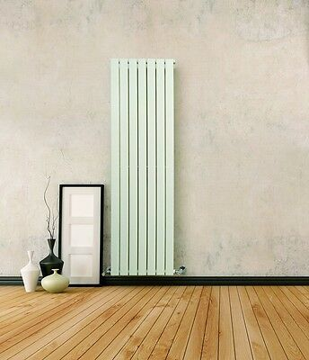 Radiateur design Sanifun Boston 120 x 48 Blanc.