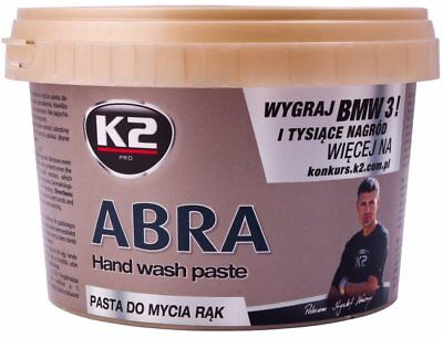 K2 | Abra Hand Wash Paste | Dermatologically Tested Hand Cleaner 500ml