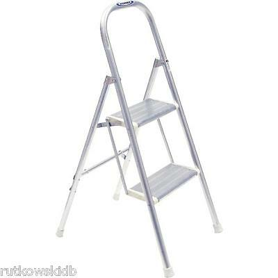 Werner T3 Type III Aluminum Folding Step Stool Stepladder 200-lb Rating