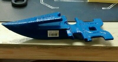 FORD 501 sickle mower rock guard with ledger plate 141009