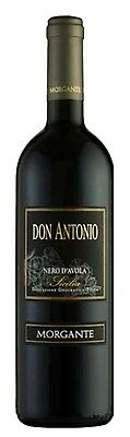 Vino DON ANTONIO Morgante  Sicilia DOC 2012 cl 75