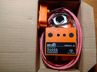 NMV24-D Belimo actuator