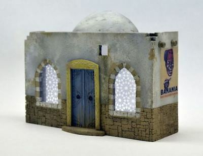 Reality In Scale 1:35 North African House - Resin Diorama Accessory #35207