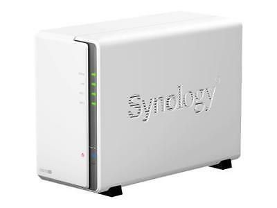 Nas Synology Ds216se DS216SE Storage di rete Serial ATA-600