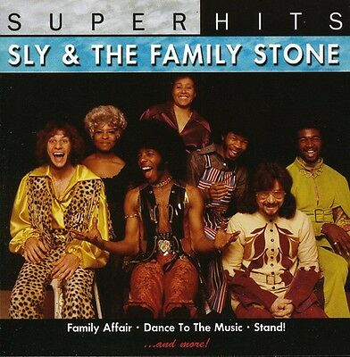 Sly & the Family Stone - Super Hits [New CD]