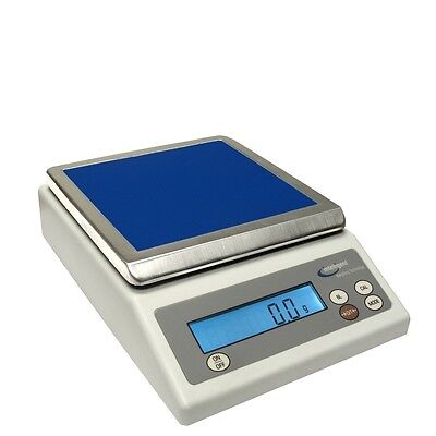 600 G x 0.1 G IWS PD-600 Digital Jewelry Laboratory Precision Balance NEW !!
