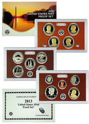 2013-S United States Clad Proof Set GEM Proof (Original Mint Packaging) SKU28085