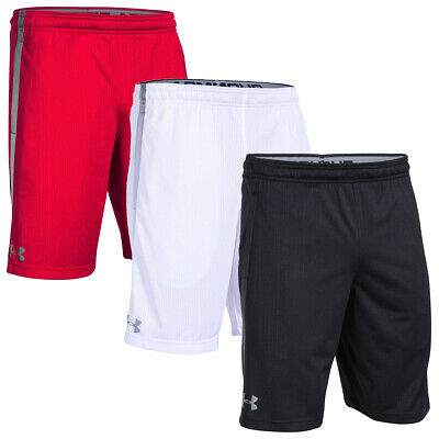 Under Armour 2017 Mens UA Tech Mesh Gym Fitness Training Sports Shorts