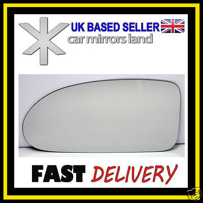 Left Passenger Wing Car Mirror Glass Replacement CONVEX Ford FOCUS 1998-2004