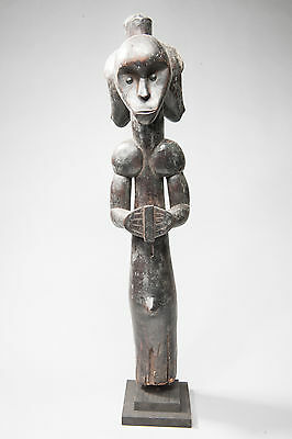 Fang, Reliquary Figure, Central Gabon, African Tribal Art, Sculpture