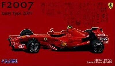 Fujimi GP42 1/20 F1 Ferrari F2007 Early Type Australia GP Rare from Japan