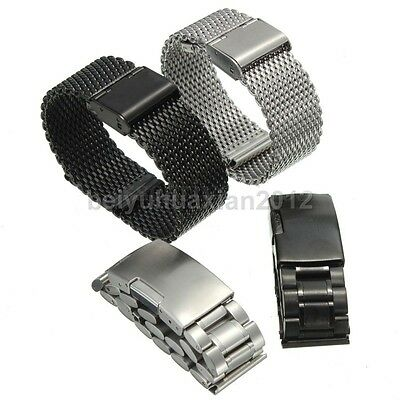 20mm Stainless Steel Milan Strap Band For Samsung Gear S2 Classic Smart Watch