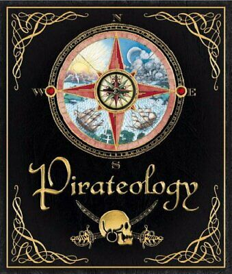 Pirateology (Ology Series), Steer, Dugald Hardback Book The Cheap Fast Free Post