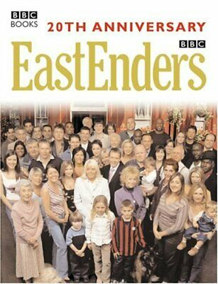 Eastenders 20 Years in Albert Square by Smith, Rupert Hardback Book The Cheap