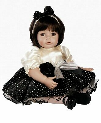 "Girly Girl ~ Gorgeous 20"" Vinyl Doll By Adora ~ Bold and Beautiful!!!"