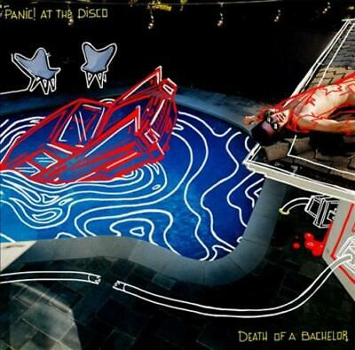 Panic! At The Disco - Death Of A Bachelor New Cd