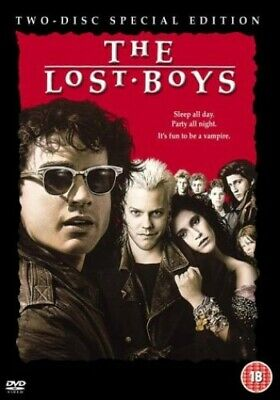 The Lost Boys (Two-Disc Special Edition) [DVD] [1987] - DVD  O8VG The Cheap Fast