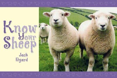 Know Your Sheep, Jack Byard Paperback Book The Cheap Fast Free Post