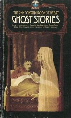 The 2nd Fontana Book of Great Ghost Stories Book The Cheap Fast Free Post