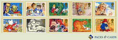 1994 Greetings Messages - Set of 10 Mint PHQ Cards - Royal Mail Postcards GS2