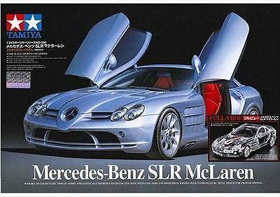 Tamiya 24331 1/24 Mercedes Benz SLR McLaren Full View from Japan Rare