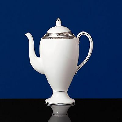Wedgwood Marcasite Coffee Pot
