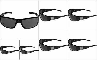 83aaeaa7d91b Nfl Chrome Wrap Black Sunglasses Pick Your Team Football Sports Sun Glasses