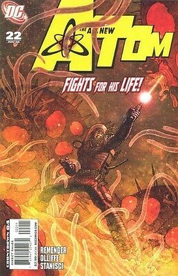 The All New Atom #22 (Jun 2008, DC)