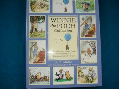 Winnie the Pooh Collection: The complete stories from ..., Milne, A. A. Hardback