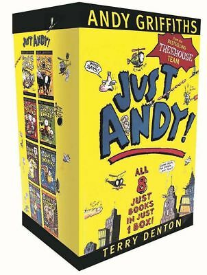Just Andy! by Andy Griffiths